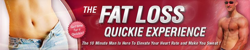 Quickest Way To Lose Fat!!